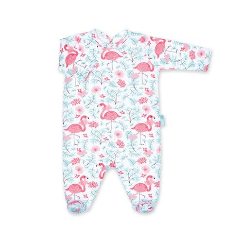 Pyjama remini flamant