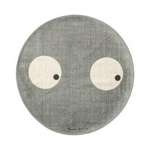 Super tapis gris 'yeux' BLOOMINGVILLE