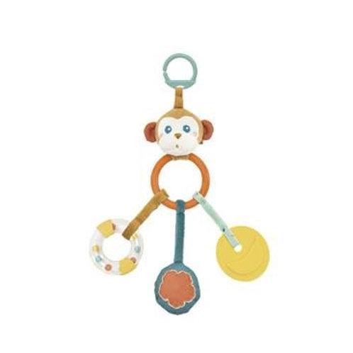 Hochet multi-activités Sam le singe KALOO