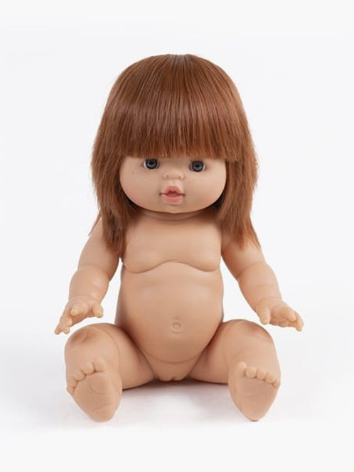 Capucine, poupée exclusive Minikane