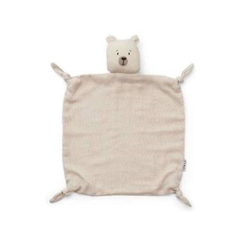 Peluche Agnete - Ours polaire sable