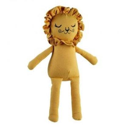 Peluche lion Elodie Détails