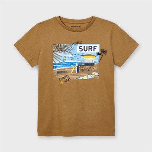 T-shirt plage mayoral