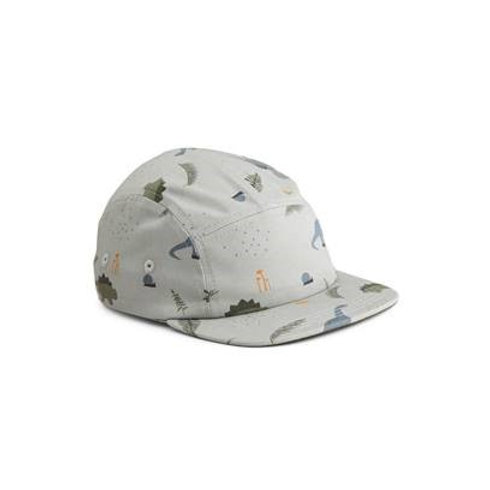 Casquette Rory - Dino blue mix LIEWOOD