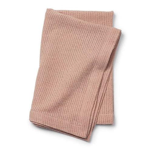 Couverture tricoté Elodie Détails