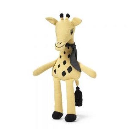 Peluche girafe Elodie Détails
