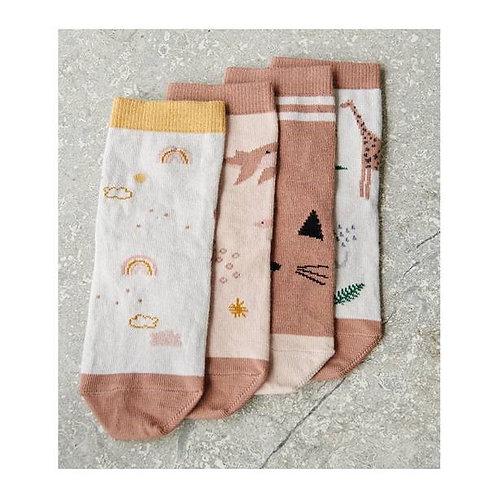 Chaussettes en coton pour enfants LIEWOOD