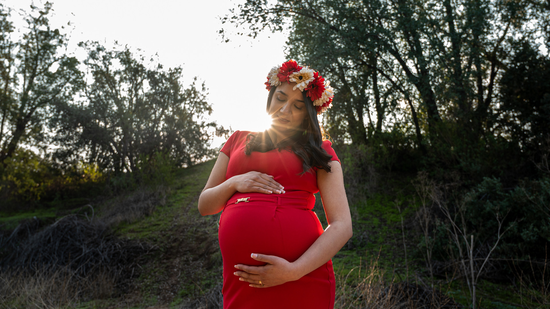 Sesion de embarazo