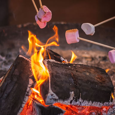 Haunted Hayride Campfire - Catered