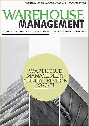 Warehouse Mangement Magzine Annual Editi
