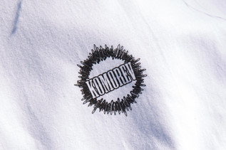 KOMOREV Classic Logo T-shirt