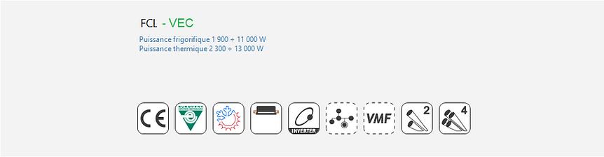 VEC;Ventilo-Convecteur;AERMEC;Cassette;Effet COANDA;Coanda;plafonniere;Eurovent;Climatisation;chauffage;confort;COANDA;Effet Coanda