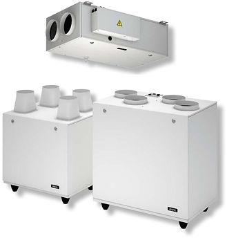 Ventilaton Double Flux / AERMEC | Alsace - Elsàss