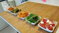 Dali Salad Dish 1