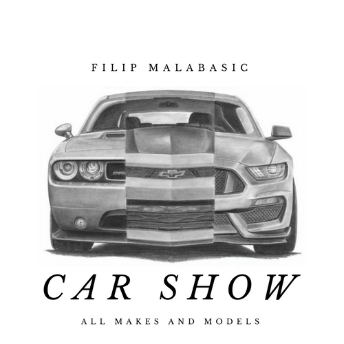 NEW : Filip Malbasic's ALL MAKES AND MODELS CAR SHOW