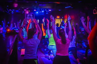 Hip-Hop Pilates Classes
