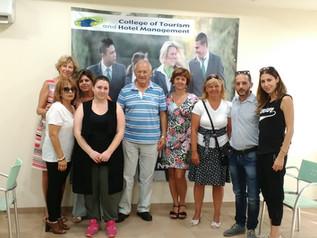 ERASMUS VISIT: School Centre Slovenj   Gradec - Higher Vocational College