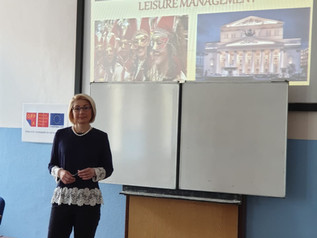Erasmus Teaching Mobility programme – Praha, the Czech Republic, 13-15th of May, 2019