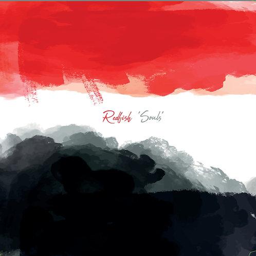 Souls - Redfish 12 Track CD Album