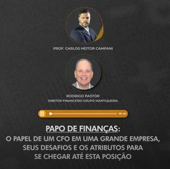 Podcast: Papo de Finanças #4