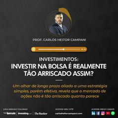 Podcast: Investir na Bolsa É Tão Arriscado?