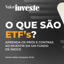 O Que São Fundos de Índice (ETFs)?