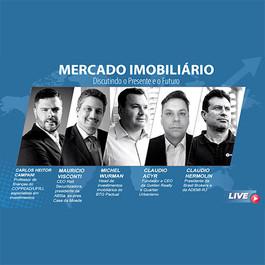 LIVE - Mercado Imobiliário