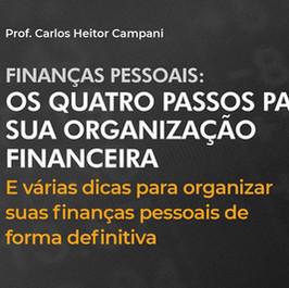 Finanças Pessoais: Organize-se!