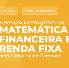 Live: Mat Fin, Juros, Inflação e Renda Fixa