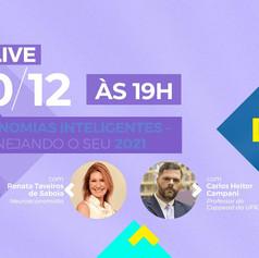 Live - Dicas para seu Planejamento 2021