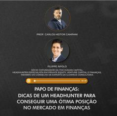 Podcast: Papo de Finanças #2