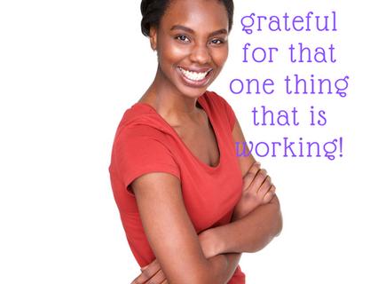 GRATITUDE (Cont'd.)