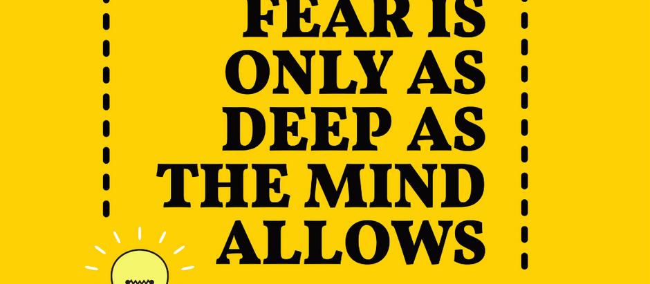 Don't Allow Fear