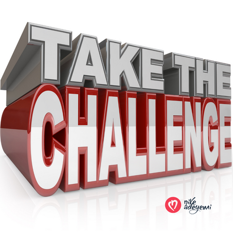Take the challenge!