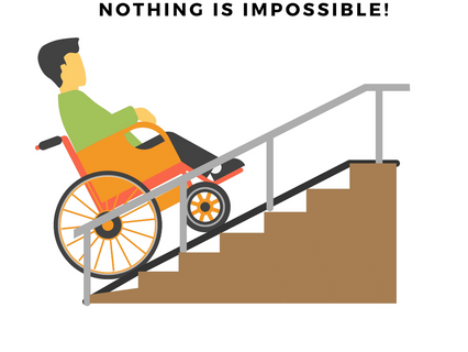 Nothing Is Impossible (Cont'd)
