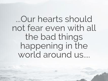 To stay safe is wisdom.