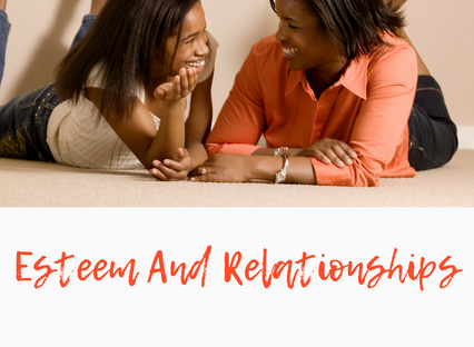 Your Esteem & Your relationships - 2