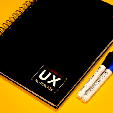UX Notebook by TheNicheMind