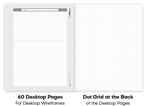 Wireframe pages in UX Notebook 2.png