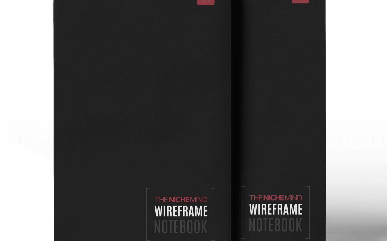 Wireframe Notebook
