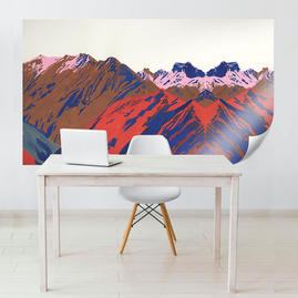 wall-coloured-moutains