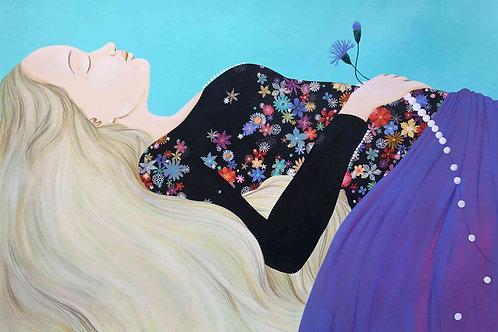 Le peintre de la beauté, Simonetta