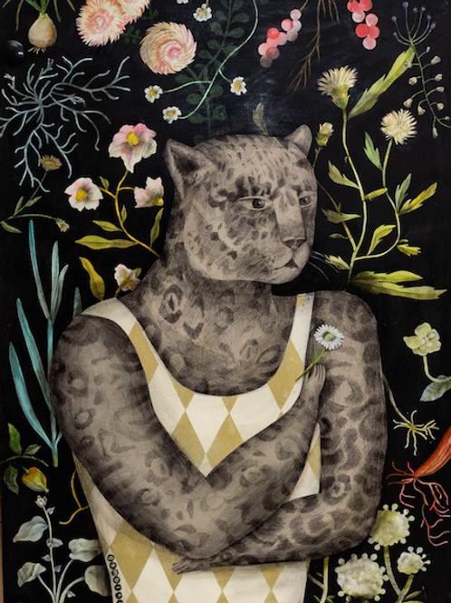 The botanist jaguar
