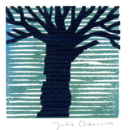 A chestnut tree