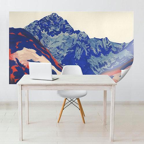 Big Blue Mountains
