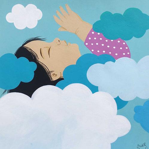 Les haikus des touts petits, les nuages