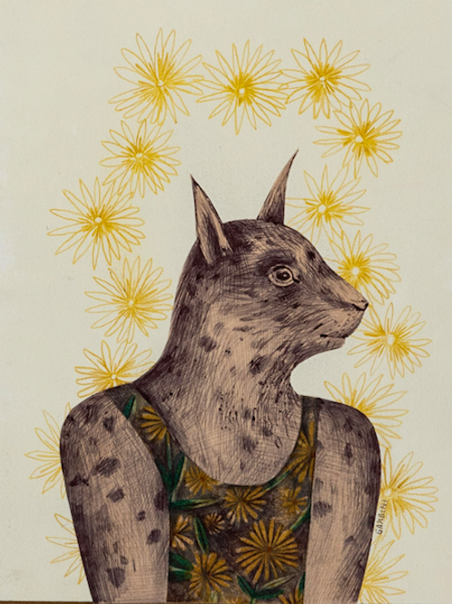 The romantic lynx