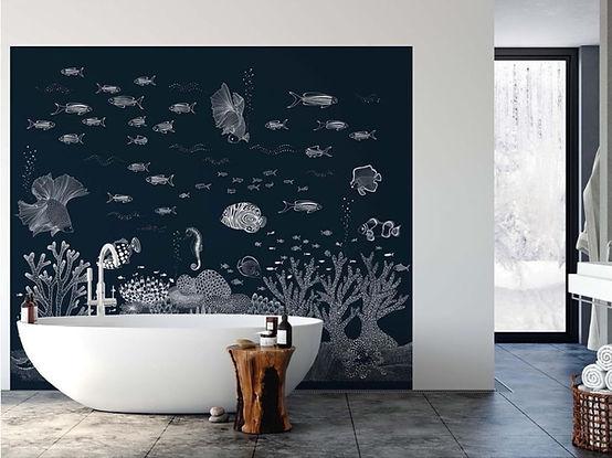 deco-salle-de-bain-papier-peint
