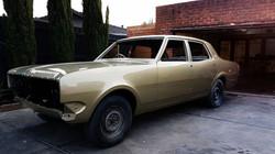 Holden HK Restoration