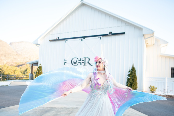 Unicorn Princess with Victoria Grace Photography